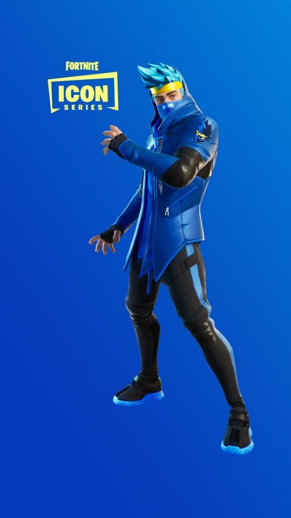 Top Fortnite Streamer Ninja получает собственную шкуру персонажа в Epic's Battle Royale Shooter